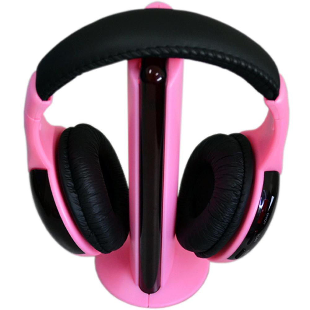 Akai AKCW07 Rosa Auriculares inalámbricos