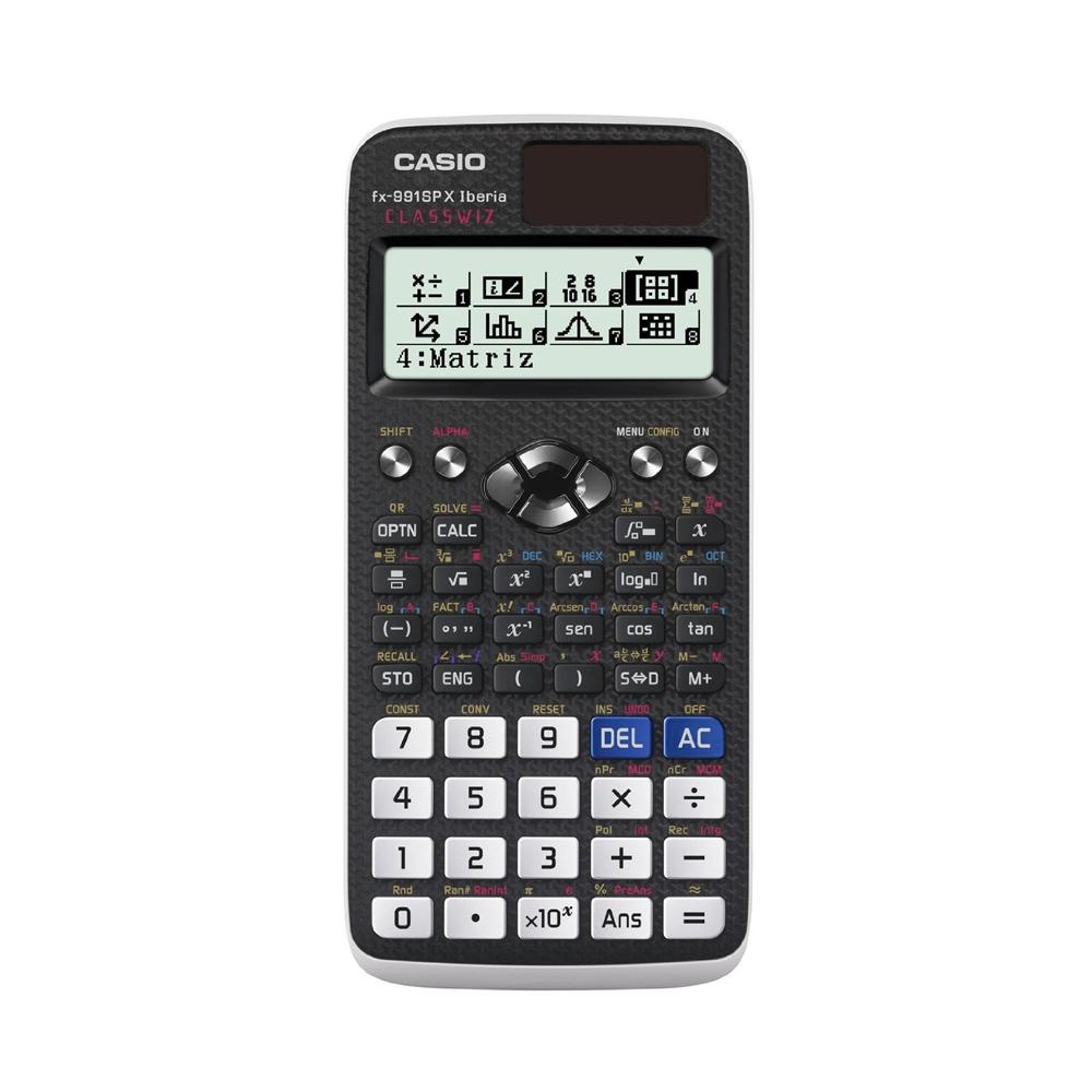 CASIO FX-991SPX-S-EH Calculadora CLASSWIZ